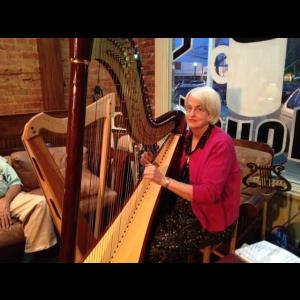 Mary Lebus - Celtic Harpist - Dallas, TX
