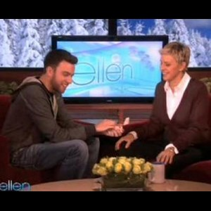 Princeton Mind Reader | Magic Mike Jacobson from Ellen DeGeneres
