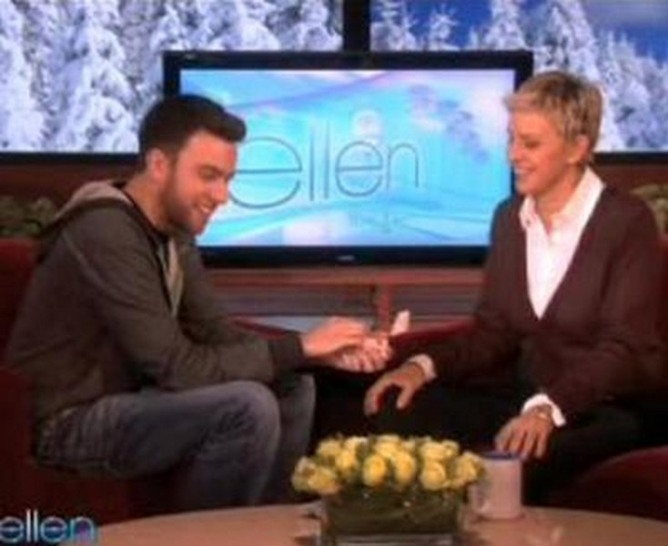 Magic Mike Jacobson from Ellen DeGeneres - Magician - New York City, NY