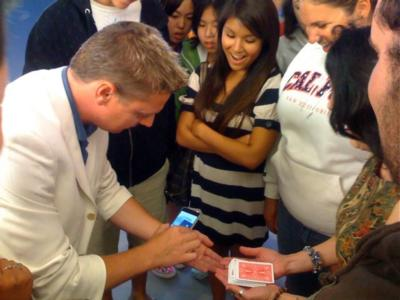 Rich Ferguson - The Ice Breaker | San Luis Obispo, CA | Magician | Photo #19