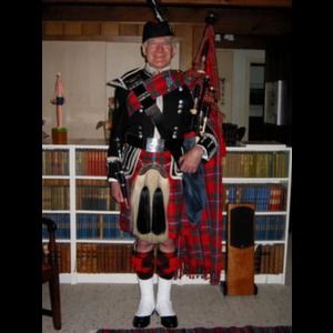 David Waterhouse – Highland Bagpipes - Bagpiper - Oakville, ON