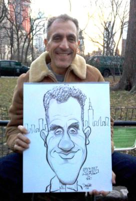 Dan Springer | Brooklyn, NY | Caricaturist | Photo #11