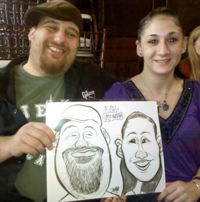 Dan Springer | Brooklyn, NY | Caricaturist | Photo #20
