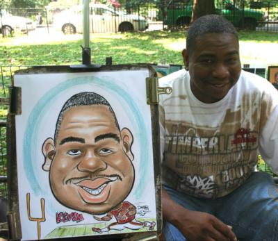 Dan Springer | Brooklyn, NY | Caricaturist | Photo #22