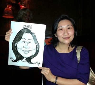 Dan Springer | Brooklyn, NY | Caricaturist | Photo #13