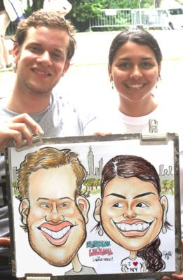 Dan Springer | Brooklyn, NY | Caricaturist | Photo #18