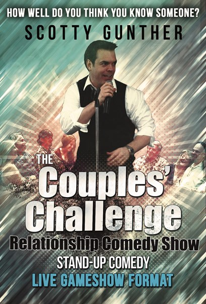 The Couples Challenge & The Co-Workers Challenge - Comedian - Detroit, MI