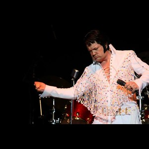 Crawford Elvis Impersonator | Eric Alan Schneider