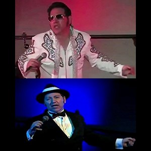 Curtiss Frank Sinatra Tribute Act | Jerry Armstrong - Tribute Artist
