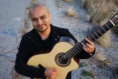 Rico Espinoza | Mission Hills, CA | Latin Acoustic Guitar | Photo #1