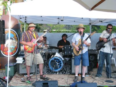 Rootstock | Ukiah, CA | Reggae Band | Photo #1