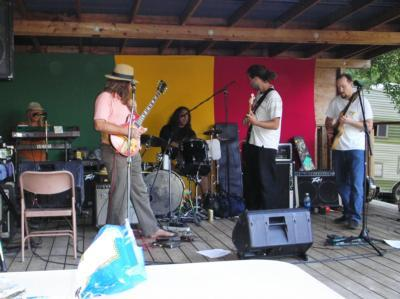 Rootstock | Ukiah, CA | Reggae Band | Photo #2