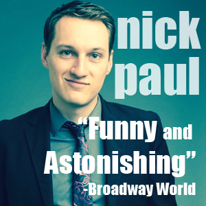 Nick Paul  - Comedy Magician - North Hollywood, CA