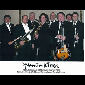 British Columbia Oldies Band | The Fabulous Philadelphia Mojo Kings Dance Band
