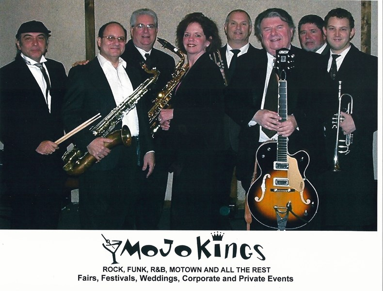 The Fabulous Philadelphia Mojo Kings Dance Band - Oldies Band - Philadelphia, PA