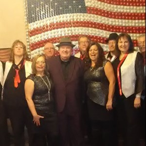 Sewell 40s Band | The Fabulous Philadelphia Mojo Kings Dance Band