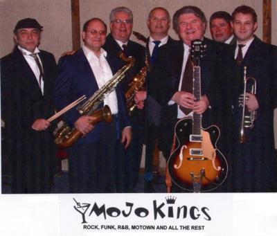 The Fabulous Philadelphia Mojo Kings Dance Band | Philadelphia, PA | Cover Band | Photo #6