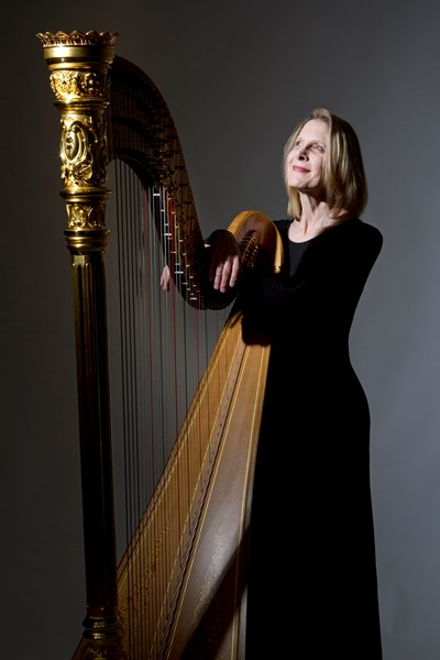 Catherine Anderson - Classical Harpist - Metairie, LA
