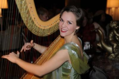 Janelle Jansen Lake | Chicago, IL | Classical Harp | Photo #1