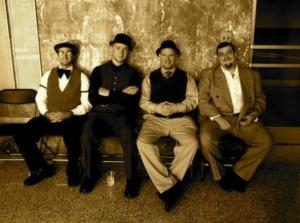 Jersey City Barbershop Quartet | 'round Midnight