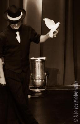 Crescent Circus | Atlanta, GA | Magician | Photo #9