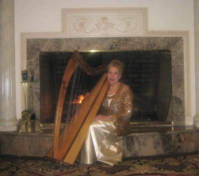 Ardis A. Cavin | Englewood, NJ | Harp | Photo #2