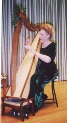 Ardis A. Cavin | Englewood, NJ | Harp | Photo #3