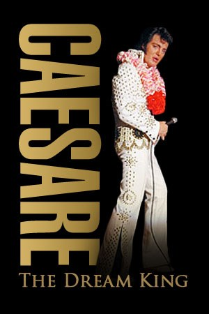 Caesare Belvano: The Dream King - Elvis Impersonator - Silver Lake, OH