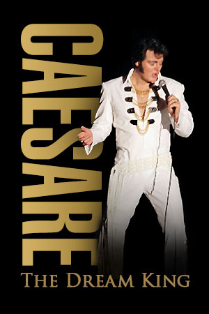 Caesare Belvano: The Dream King - Elvis Impersonator - Akron, OH