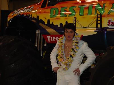 Caesare Belvano: The Dream King | Akron, OH | Elvis Impersonator | Photo #22