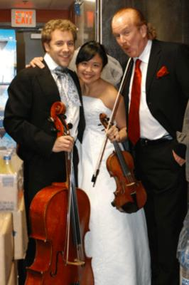 Stringscalm & Jetset | Cambridge, MA | Pop String Quartet | Photo #11