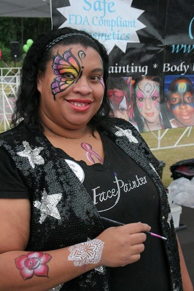 Fancy's Face & Body Art - Face Painter - Atlanta, GA