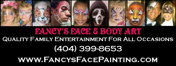 Fancy's Face & Body Art
