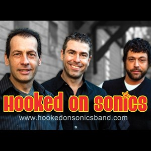 Gary Fusion Band | Hooked On Sonics
