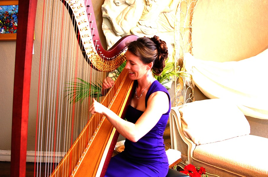 Erin Newton - Classical Harpist - Denver, CO