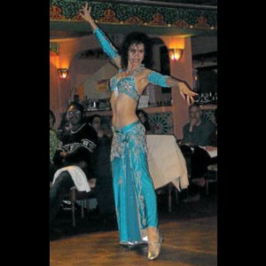 Richmond Middle Eastern Dancer | Bonita