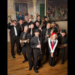 Morrow Swing Band | Swingaroux