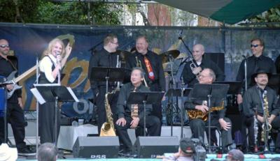 Swingaroux | Slidell, LA | Big Band | Photo #15