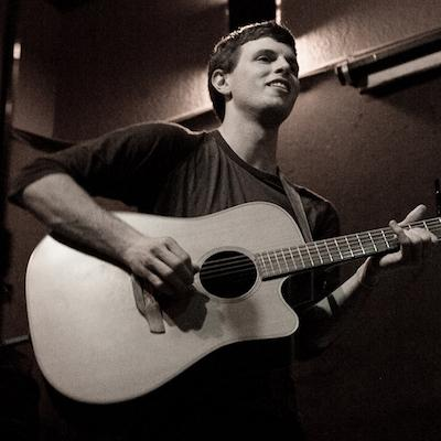 Brian Bergeron | Oakland, CA | Acoustic Guitar | Photo #8