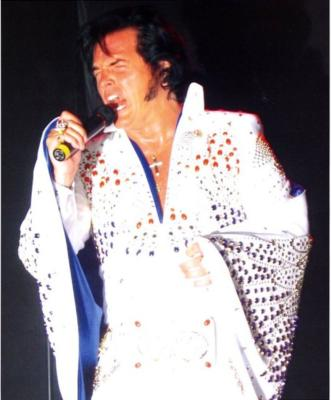 Eddie Powers | Las Vegas, NV | Elvis Impersonator | Photo #1