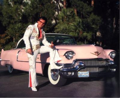 Eddie Powers | Las Vegas, NV | Elvis Impersonator | Photo #2