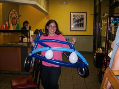 Linda Rich | Tampa, FL | Balloon Twister | Photo #7