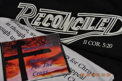 Reconciled | Jackson, TN | Christian Rock Band | Photo #10