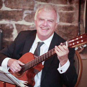 Beaufort, SC Classical Guitarist | James E Barr, Wedding Ceremony Guitarist