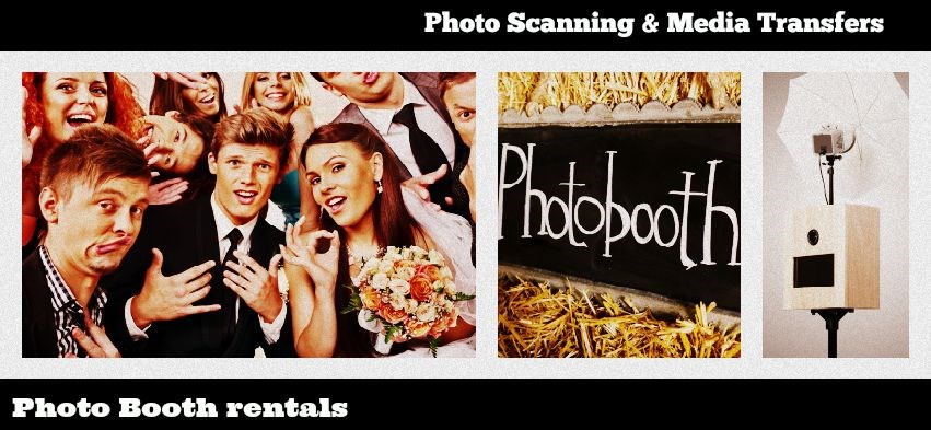 Bmore Photo Booth rentals