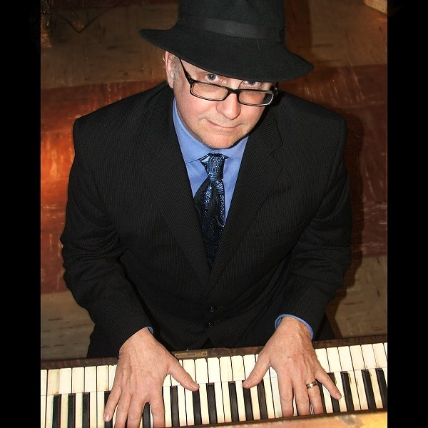 "John ""JT"" Thompson - Pianist - State College, PA"