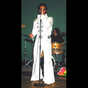 Hunter Elvis Impersonator | Brian Weldon