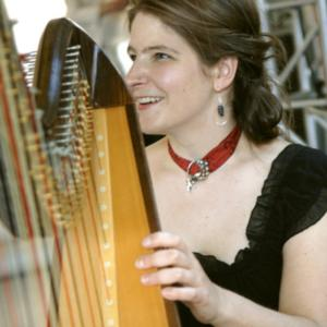Capital One Harpist | Monica Schley, Harpist