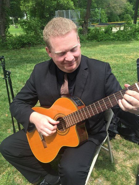 Matthew J. Kearns - Singer Guitarist - Coventry, RI