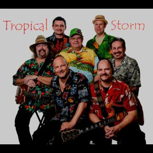 Tropical Storm - Jimmy Buffett Tribute Act - Vancouver, WA